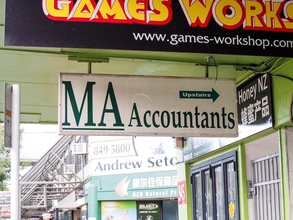 MA Accountants