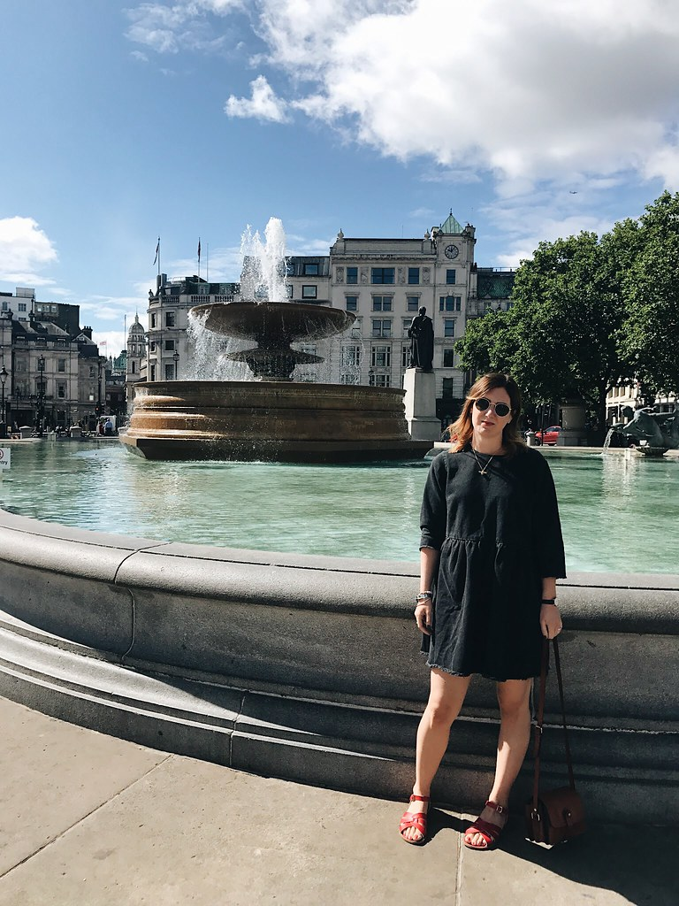 Travel Diaries: A Review of The Grand at Trafalgar Square Hotel | Hannah and The Blog