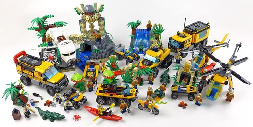 City Jungle Basic Sets