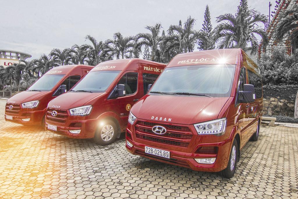 Xe VIP Limousine đưa đón khách Vũng Tàu - Sân bay Tân Sơn Nhất
