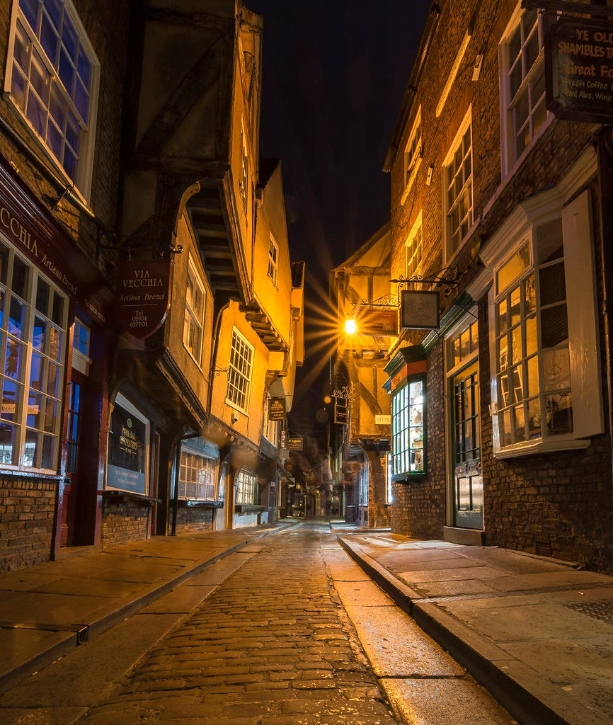 The Shambles, York. Credit Chris Combe