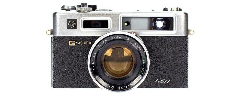 Rumeur : Yashica pourrait proposer une version numérique de ses légendaires appareils photo