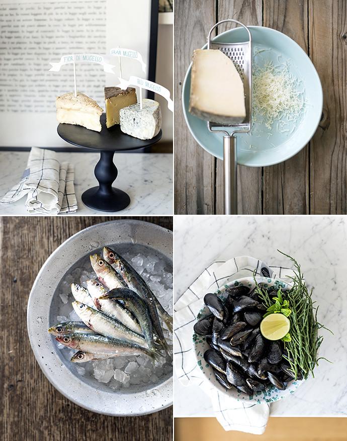 menu di mare