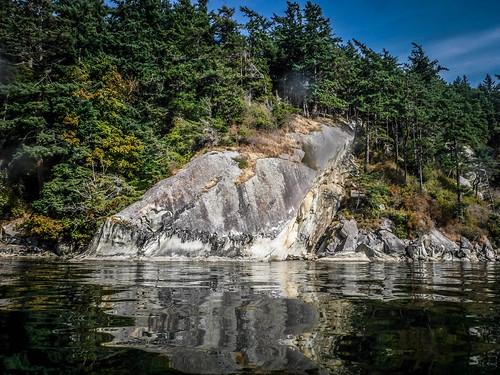 Kayaking Bellingham Bay-86
