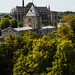 Small photo of Arundel Cathedral fron the Castle Keep