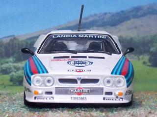 Lancia 037 - Montecarlo 1983