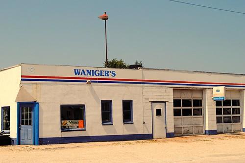 Former Gas Station - St. Nazianz, Wisconsin