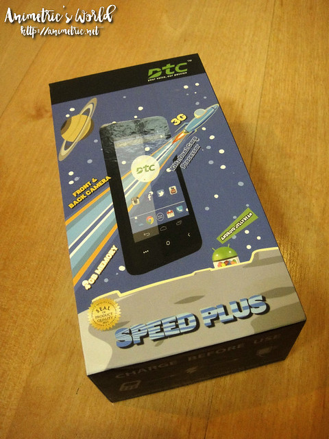 DTC Speed Plus GTS6