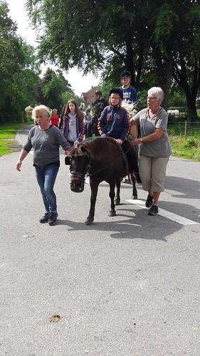 Ferienfreizeit Integrationssportgruppe II, Lüdersbüttel, Juli 2017 Foto von Sandra Grothmann (1013)