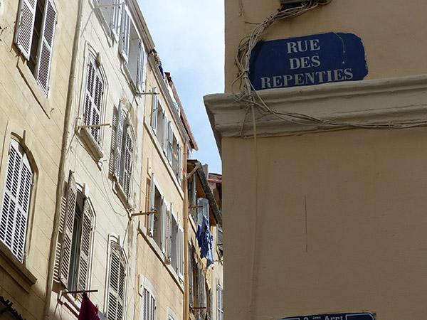 rue des repenties