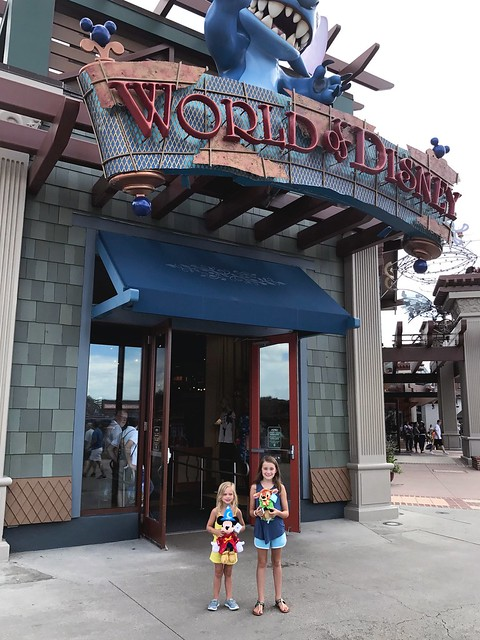 Disney day 3 at Disney springs