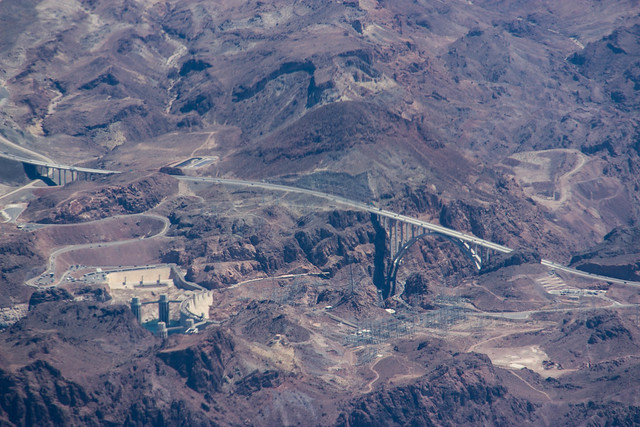Hoover Dam, Canon EOS 600D, Canon EF-S 18-200mm f/3.5-5.6 IS