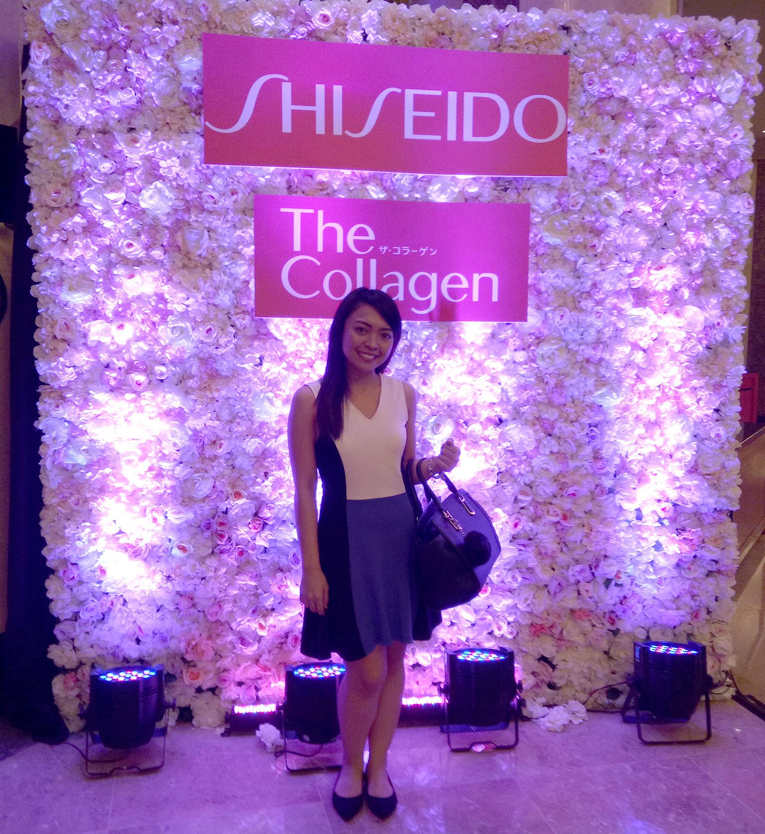 3 Shiseido The Collagen PH - Gen-zel She Sings Beauty OPPOF3