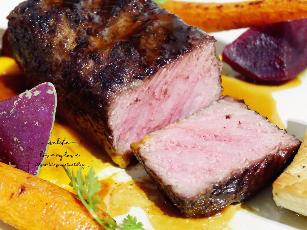 台北松山好吃牛排餐廳約會氣氛好情人節大餐藝集生活西餐排餐