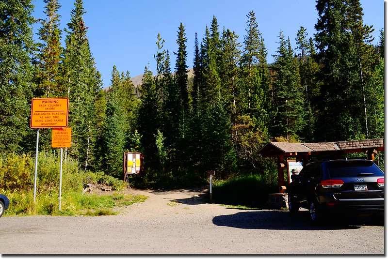 Herman Gulch Trailhead (3)