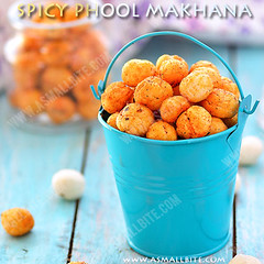 Fried Makhana quick home snack | Lotus seeds or fox nuts