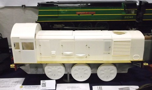 Bulleid shunter