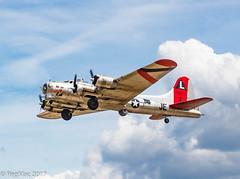 "B-17G Flying Fortress ""Madras Maiden"""