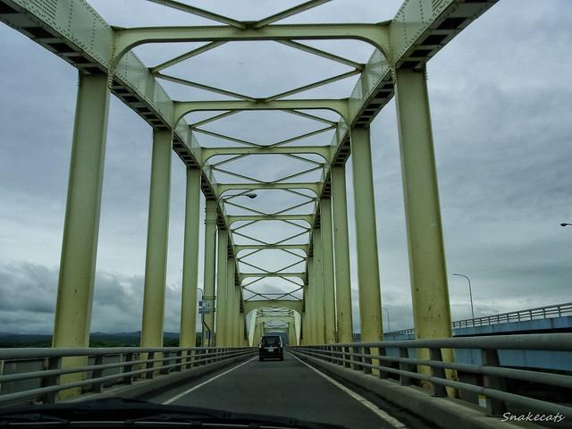 Photo:Mukawa Big Bridge By snakecats