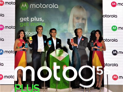 Moto G5S Plus Launch