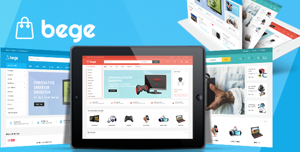 Bege v1.0 – Responsive Opencart Theme