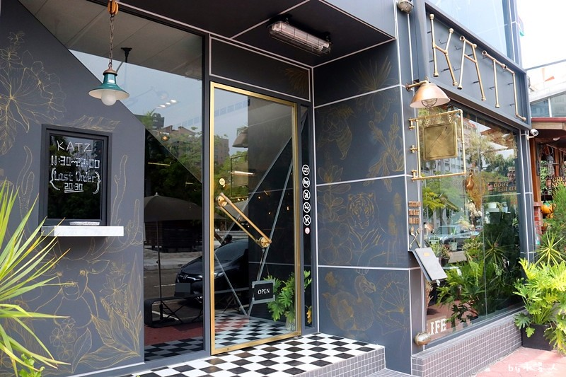 36679664803 392c4b4370 b - 熱血採訪   KATZ 卡司複合式餐廳二店,超人氣創意美韓料理,奶蓋咖哩烏龍麵好吃!