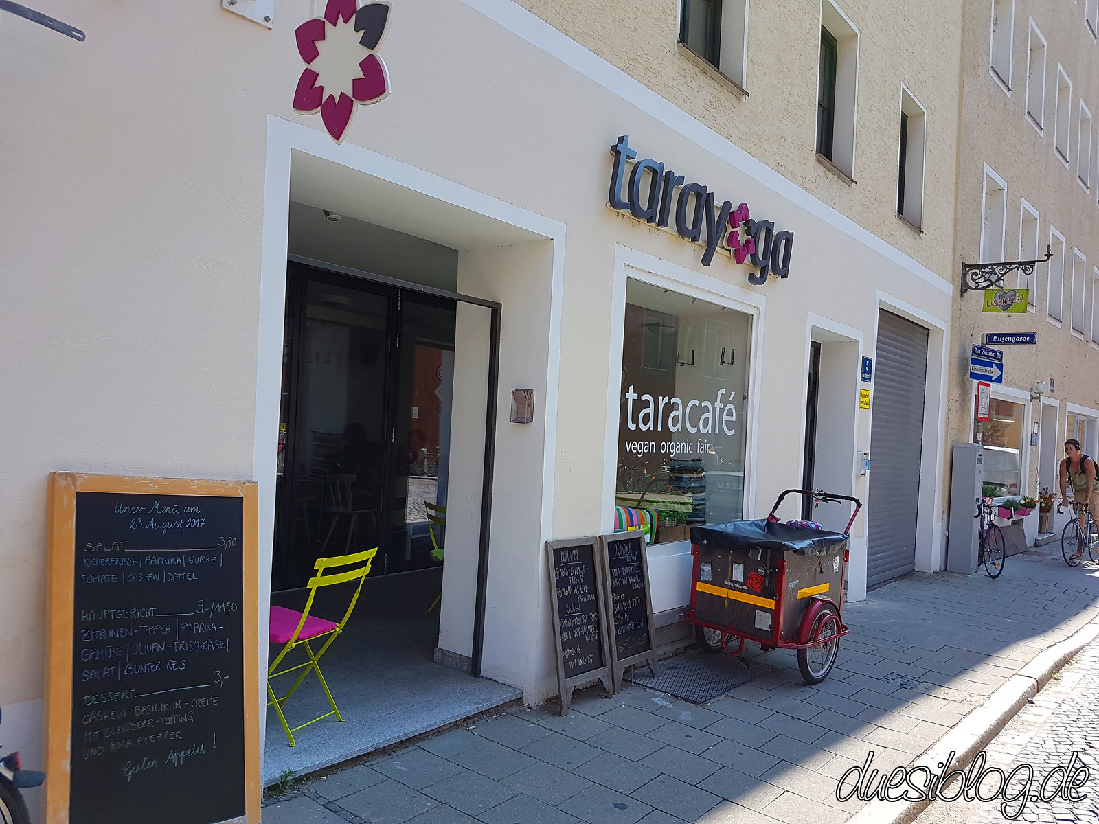 Regensburg vegan Travelblog duesiblog 08