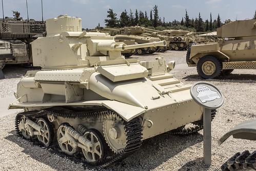 Light Tank Mk VI