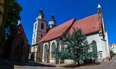 Die Stadtkirche St. Marien