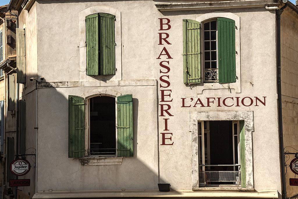 BRASSERIE L'AFICION--Arles