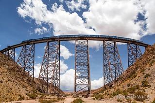 Viaducto de Povrovilla - Tren a las Nubes