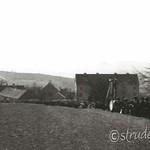 1956 Begräbnisgang