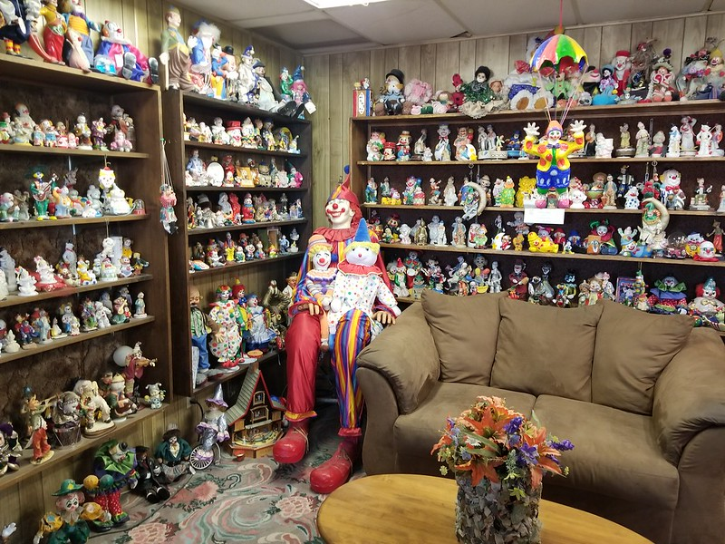 Clown Motel @ Tonopah, NV