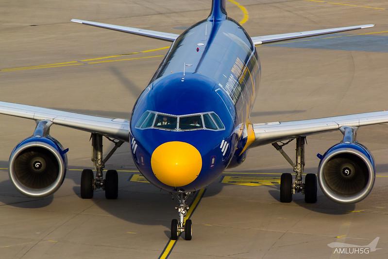 Eurowings - A320 - D-ABDQ (3)