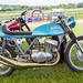 Lydden Hill August 2016 Paddock Suzuki T500 1975 001