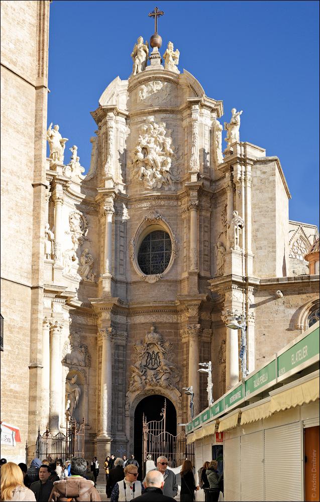 Собор Валенсии