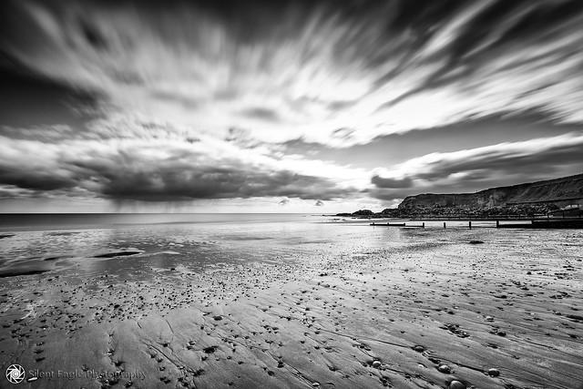 Beach, Seaham.