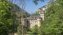 Château de la Caze (Explore 2017.09.02) - Photo of Sainte-Enimie