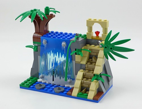 LEGO City Jungle 60160 Jungle Mobile Lab 32