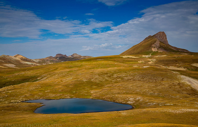 American Lake & Wildhorse Peak