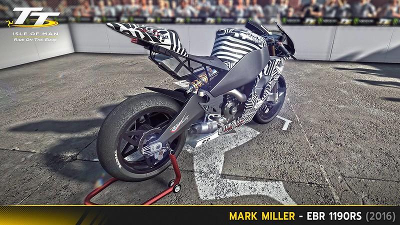 EBR 1190RS Mark Miller Bike