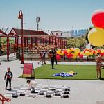 Rogers Plaza Opening Celebration