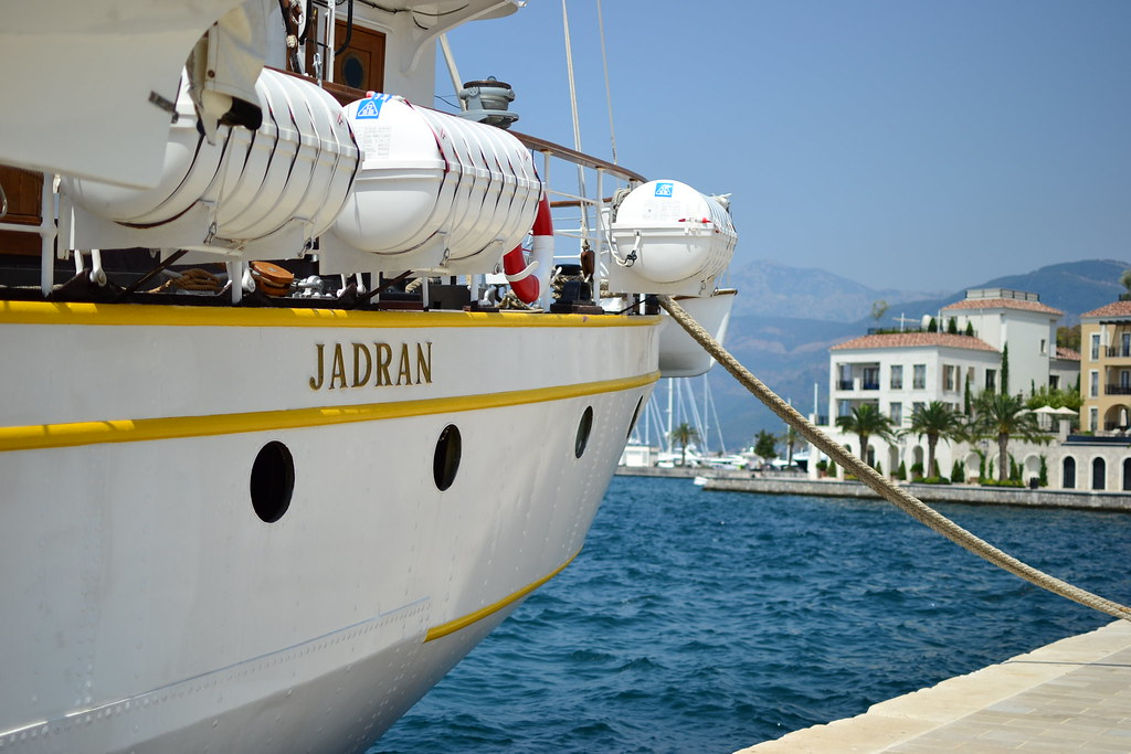 """Jadran"" sailing ship"