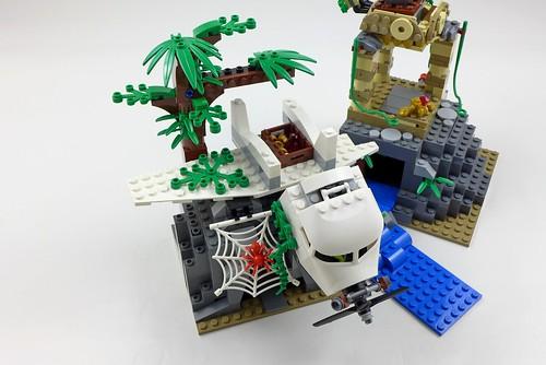 LEGO City Jungle 60161 Jungle Exploration Site 87