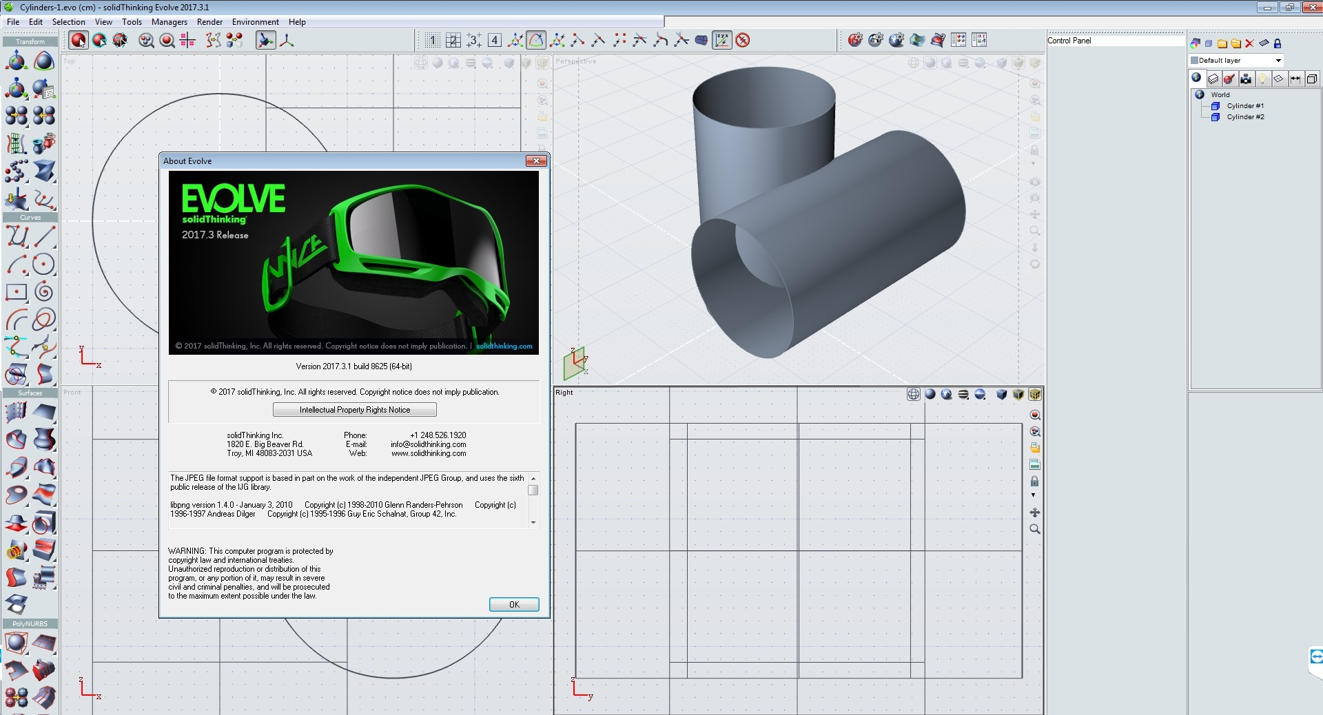 Working with solidThinking Evolve 2017.3.1 full license