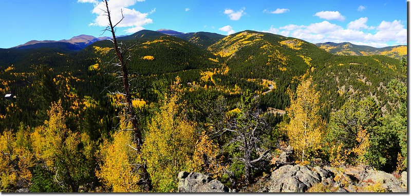Fall colors, Mount Evans Scenic Byway, Colorado (3)