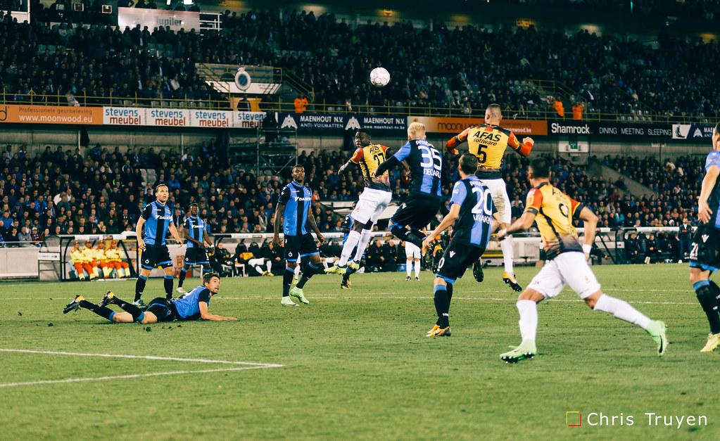 Club Brugge - KV Mechelen (15/09/2017)