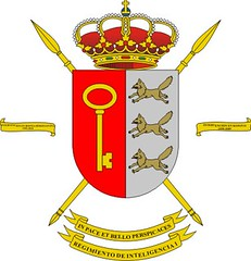 Escudo del Regimiento de Inteligencia nº 1