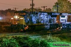 CSX 637 | GE AC6000CW | UP Memphis Subdivision