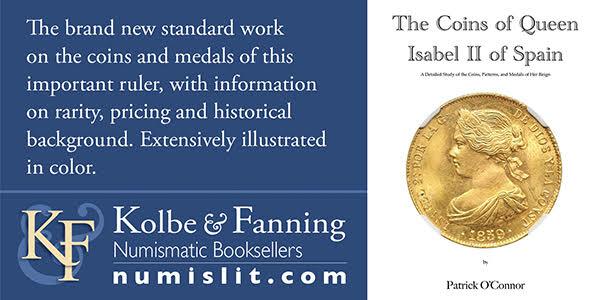 Kolbe-Fanning E-Sylum ad 2017-10-01 Isabel book